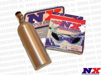 Nitrous Express Lachgas kit - Droog systeem - 1 cilinder1