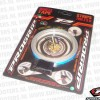 Velg striping Sticker Wit/Zilver 7mm x 6000mm1