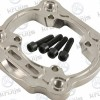 Adapterplaat incl steunen Stage6 R/T 70 Piaggio Watergek1