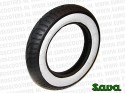Buitenband - Tubeless - 3.00 X 10 - White wall1
